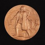 Worlds Columbian Exposition Medal