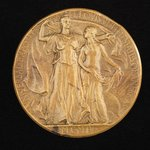 Louisiana Purchase Exposition Bronze Medal