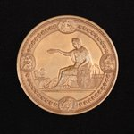 United States Centennial Commission Medal
