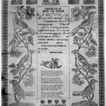 Certificate of Birth and Baptism