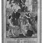 Christ Entering Jerusalem