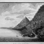 Views of America  -  Anthonys Nose - Hudson River