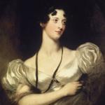 Portrait of Miss Caroline Fry