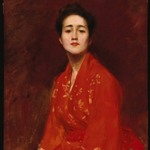 Study of a Girl in Japanese Dress