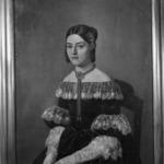 Portrait of Doña María de los Angeles de Cervantes Ozta y de Velasco