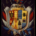 Coat of Arms of the G&oacute;mez de Cervantes y Altamirano de Velasco Family