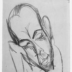Maennlicher Kopf (Head of a Man)