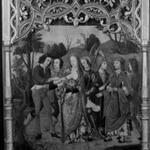 Martyrdom of St. Agatha
