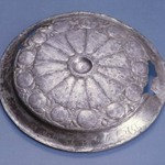 Inscribed Silver Phiale