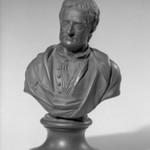 Bust of Sir Isaac Newton