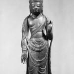 Sculpture of a Bodhisattva
