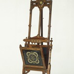 Easel for Showing Prints or Drawings