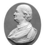 Portrait Oval Medallion