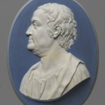 Oval Portrait Plaque