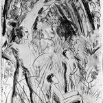 Figure Sketch (Figurenskizze)