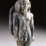 Statuette of a Male Deity