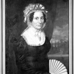 Portrait of Sarah Hayes Middlebrook
