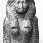 Head and Torso of a Noblewoman