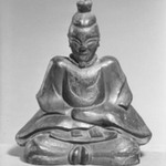 Sculpture of Michizane