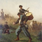 Study for The Wounded Drummer Boy