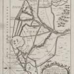 Carte Des Embouchures du Nil et Partie de Son Cours de Delta et lIsthore de Suez