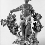 Allegorical Figure of America from the Four Continents