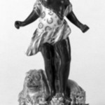 Figure of Female Blackamoor