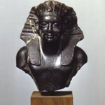 Black Bust of a King