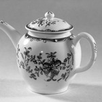 Small Teapot with Lid