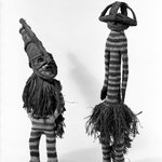 Costumed Dance Figure (Cikunza)