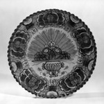 Plate - One of Set of Six