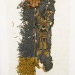 Textile Fragment, Border