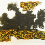 Textile Fragment, unascertainable, Border