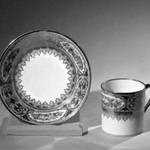 Cup and Saucer, Part of Set