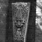 Greenman Keystone, from 2222 South Wabash Avenue, Chicago (demolished circa 1964)