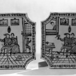 Pair of Wall Plaques