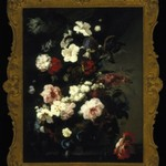 Flowers, Still Life (Jardiniere of Flowers)