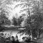 On Claverack Creek near Hudson, New York