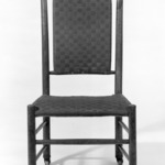 Tall Back Shaker Side Chair