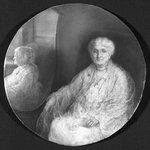Portrait of Mrs. Amorette Frazer