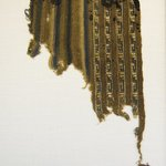 Textile Fragment, Unascertainable or Mantle?, Fragment
