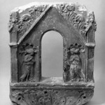 Stone Tabernacle with Annunciation Scene
