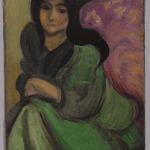 Woman in an Armchair (Femme au fauteuil)
