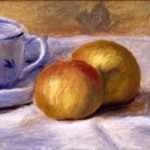 Still Life with Blue Cup (Nature morte &agrave; la tasse bleue)