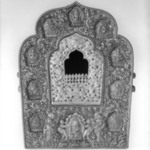 Gahu, or Amulet Case for Image of a Deity