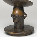 Lid with Figurative Head
