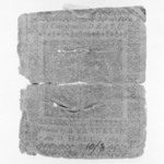 Five Pound Note Printed on Rag Paper
