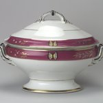 Soup Tureen with Cover