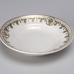 Small Dessert Dish or Saucer