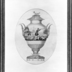Design for a Porcelain Vase